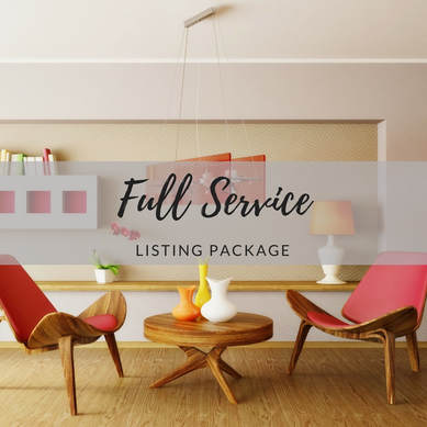 Full service listing package